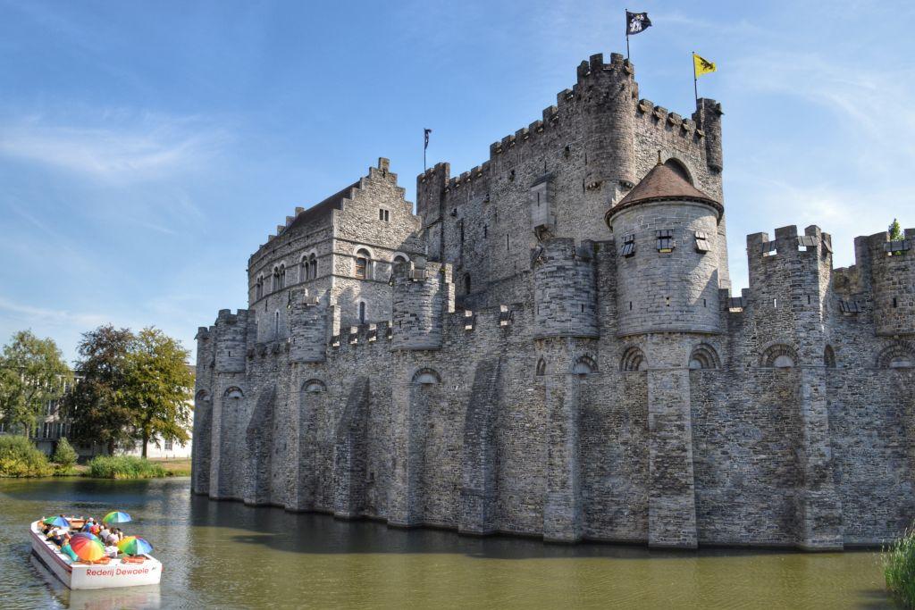 Slot Gravensteen Gent