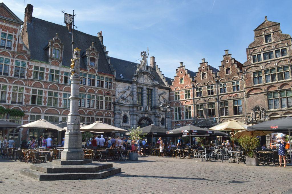 Sint-Veerleplein Gent