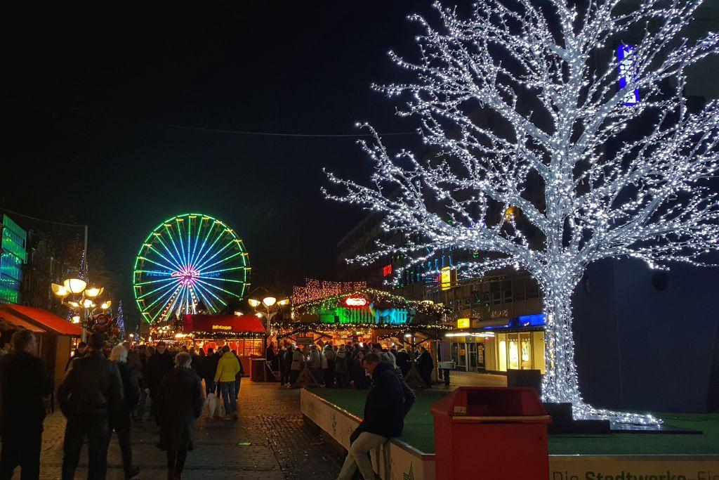 Kerstmarkt Duisburg centrum