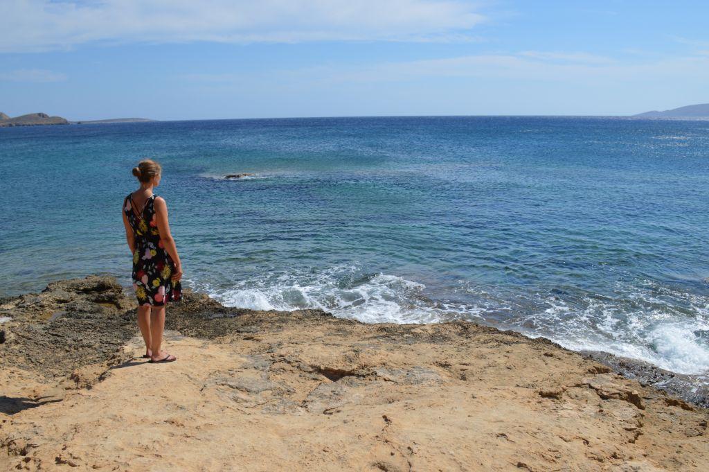 Astypalaia Plakes Beach