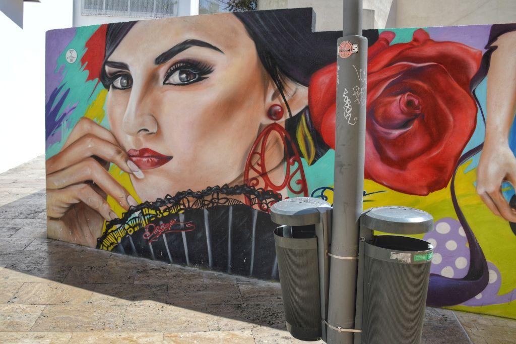 Street art Malaga