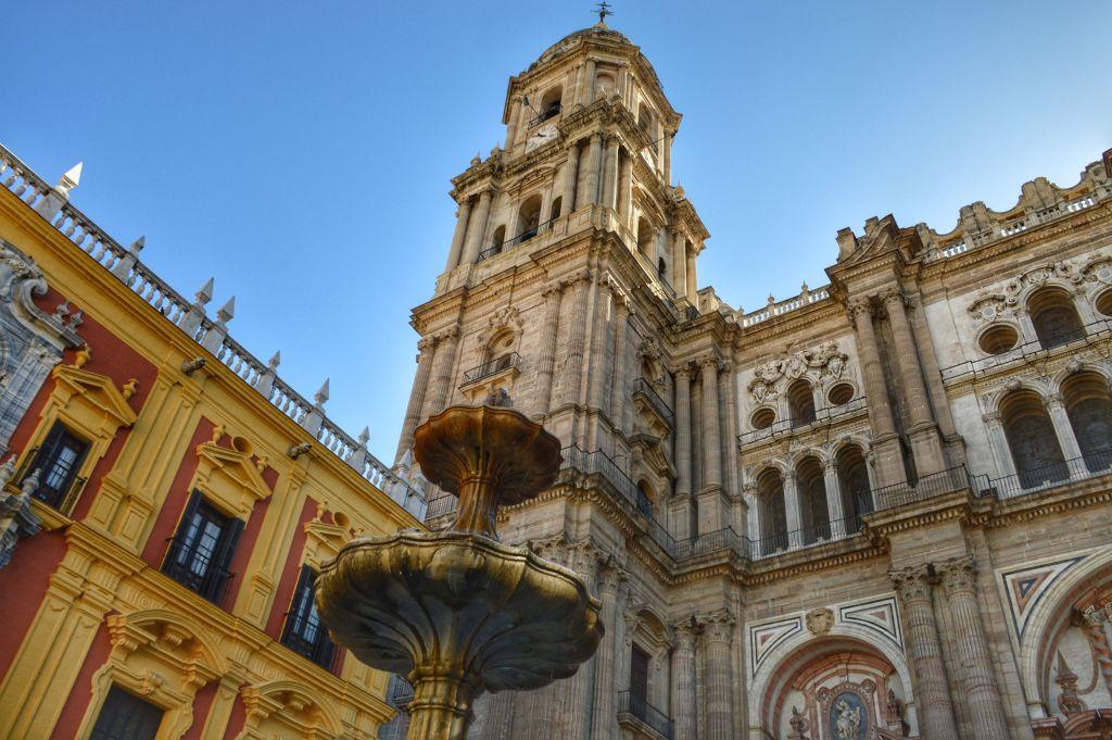 Kahedraal Malaga