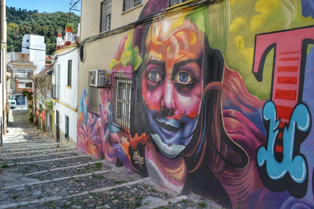Streetart Malaga