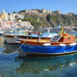 Procida: het kleurrijkste eiland in de Baai van Napels