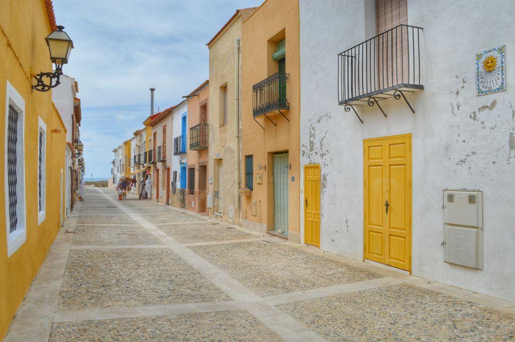 Tabarca Spanje