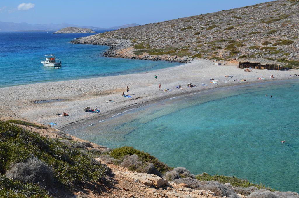 Kounoupa island - Griekenland