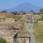 Pompeii en de Vesuvius, maar dan anders…