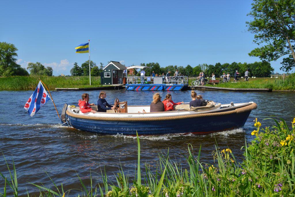 Pontje Grou Friesland