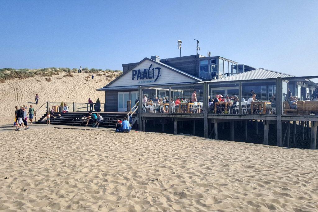 Strandpaviljoen 17 De Koog - Texel