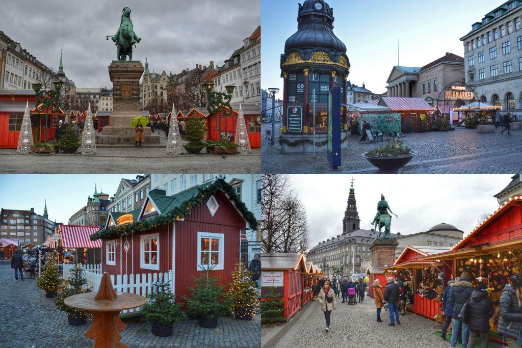 Kerstmarkten Kopenhagen