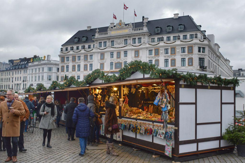 Kerstmarkt Kopenhagen