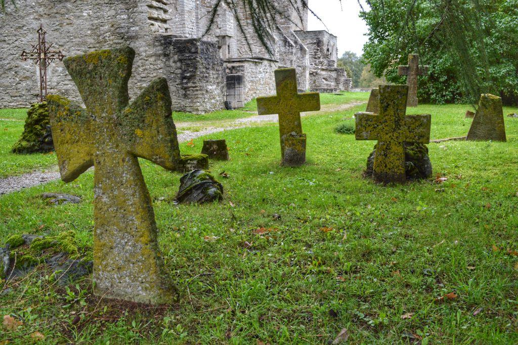 Begraafplaats Piritaklooster Tallinn