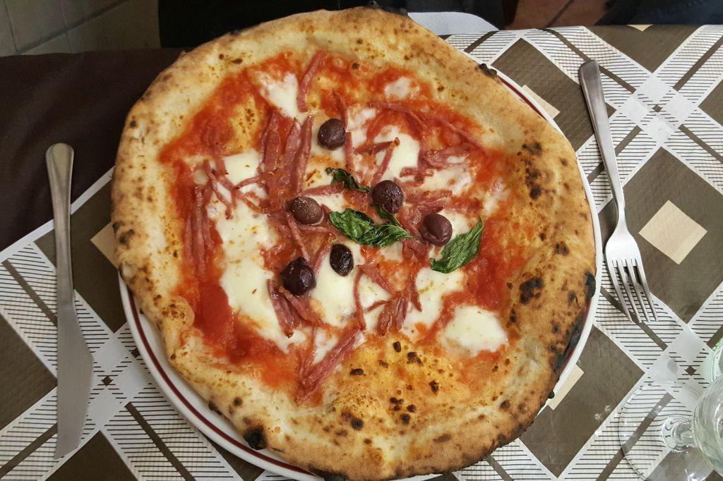 Pizza Napels