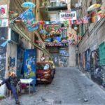 Doen in Napels: dwalen door volkswijk Quartieri Spagnoli