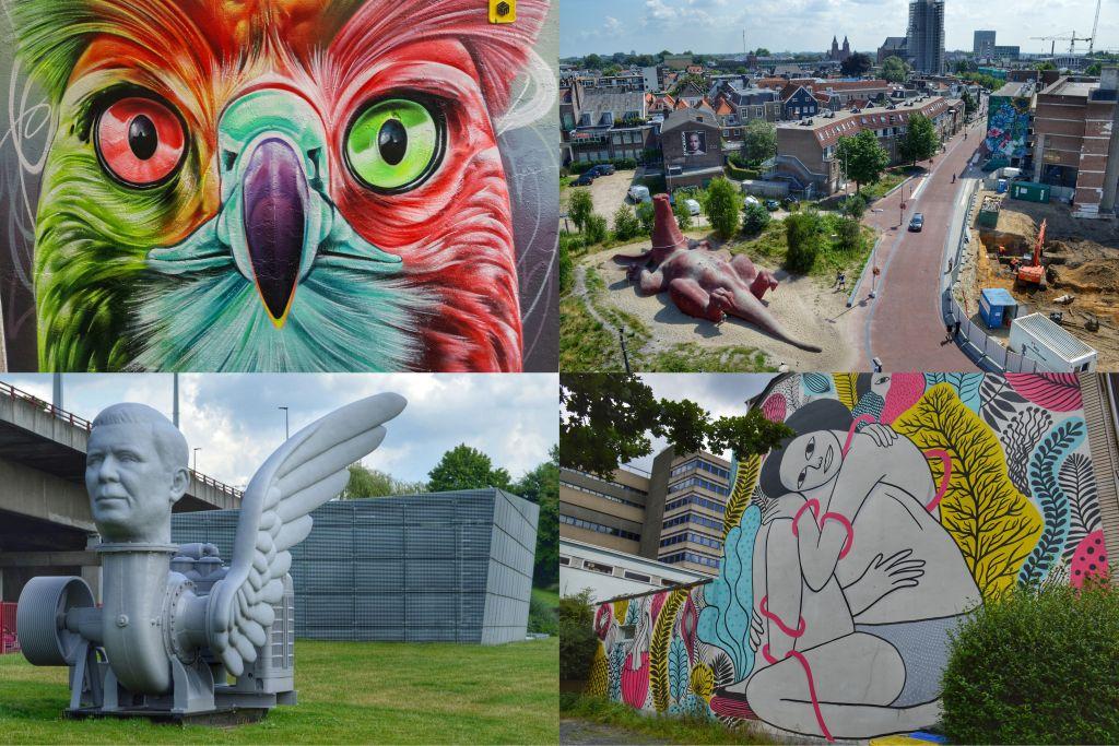 Straatkunst Arnhem