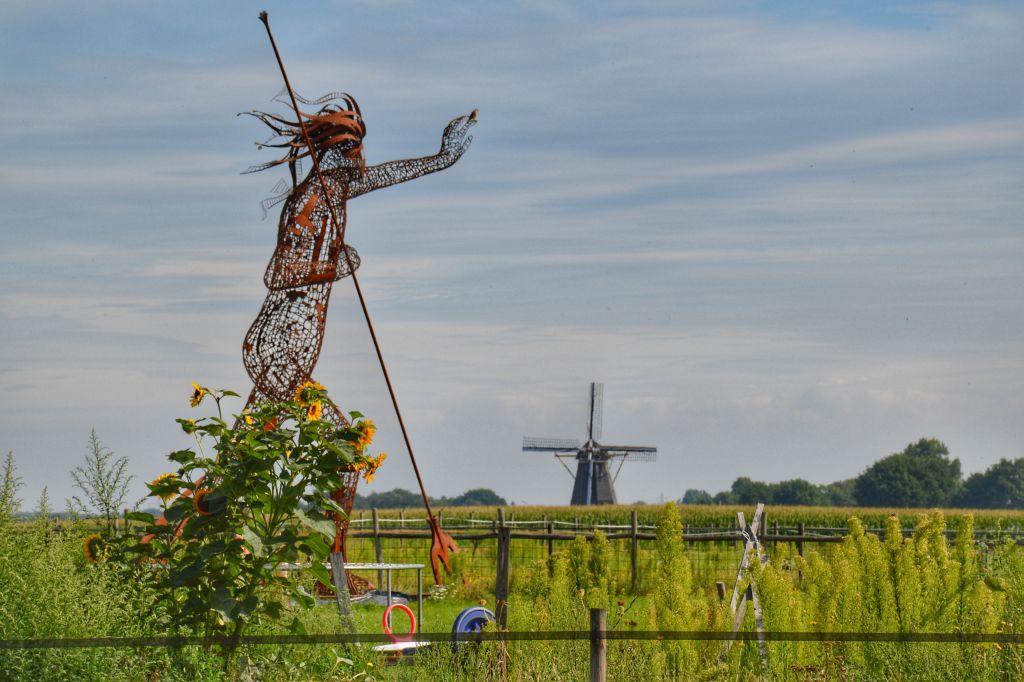 De molen bij Beesel