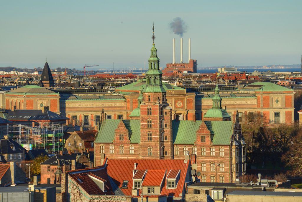 Rosenborg Slot Kopenhagen