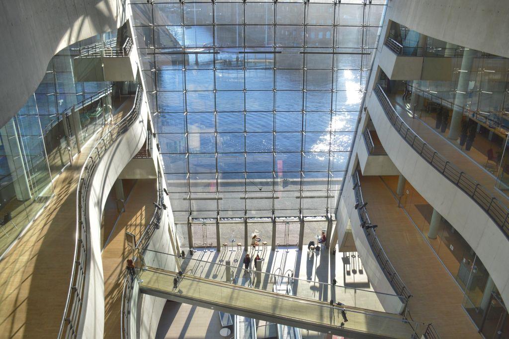 Bibliotheek Kopenhagen