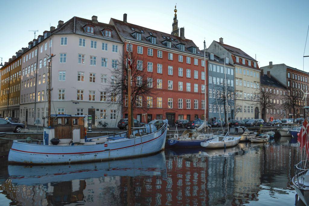 Christianshavn Kopenhagen