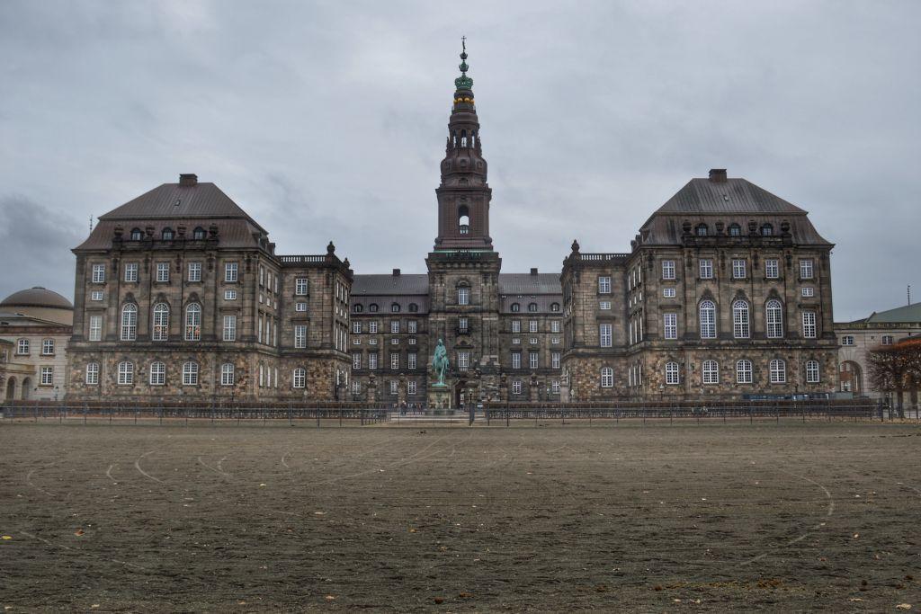 Christiansborg Slot Kopenhagen