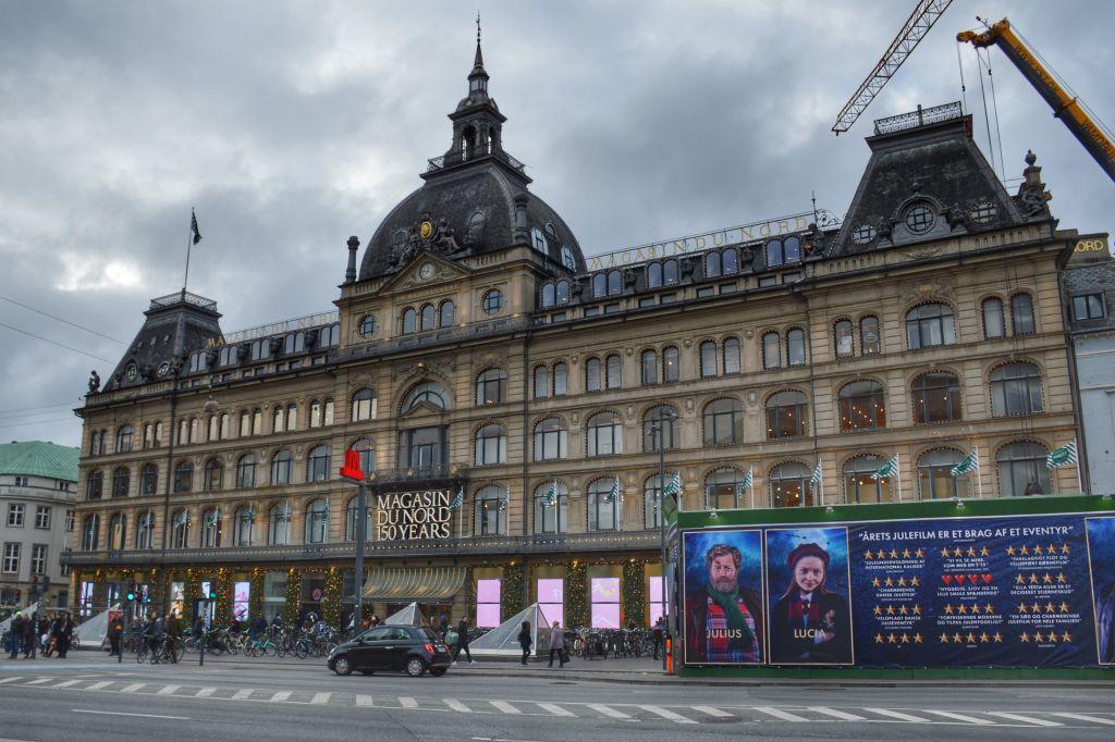Warenhuis Kopenhagen
