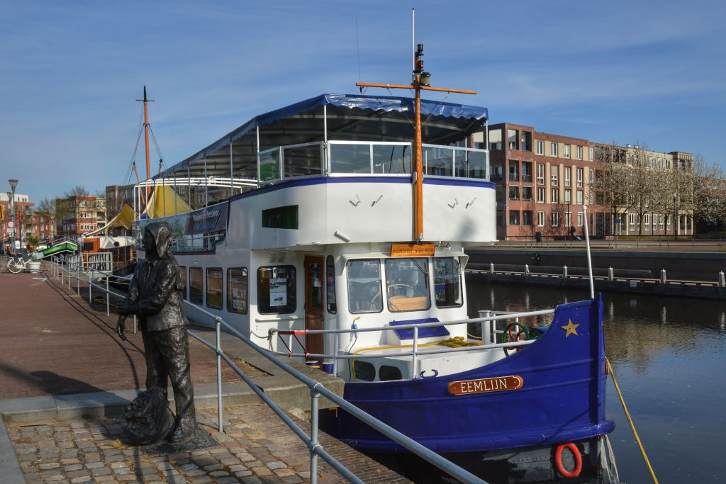 Fietsboot de Eemlijn