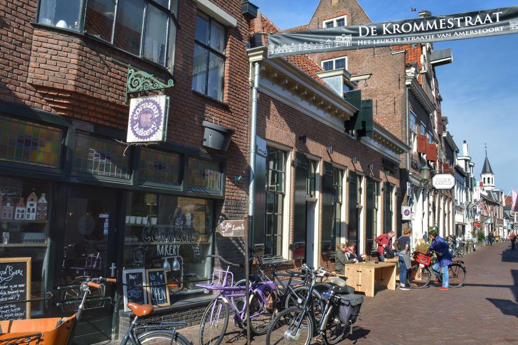 De Krommestraat Amersfoort