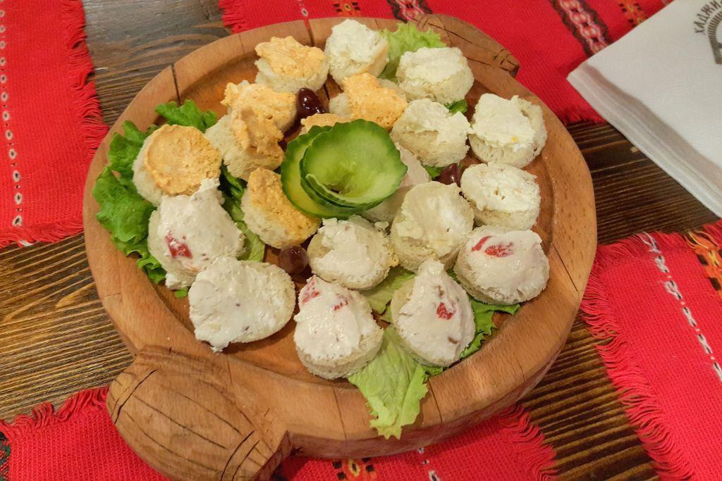 Balkan Bites Free Food Tour