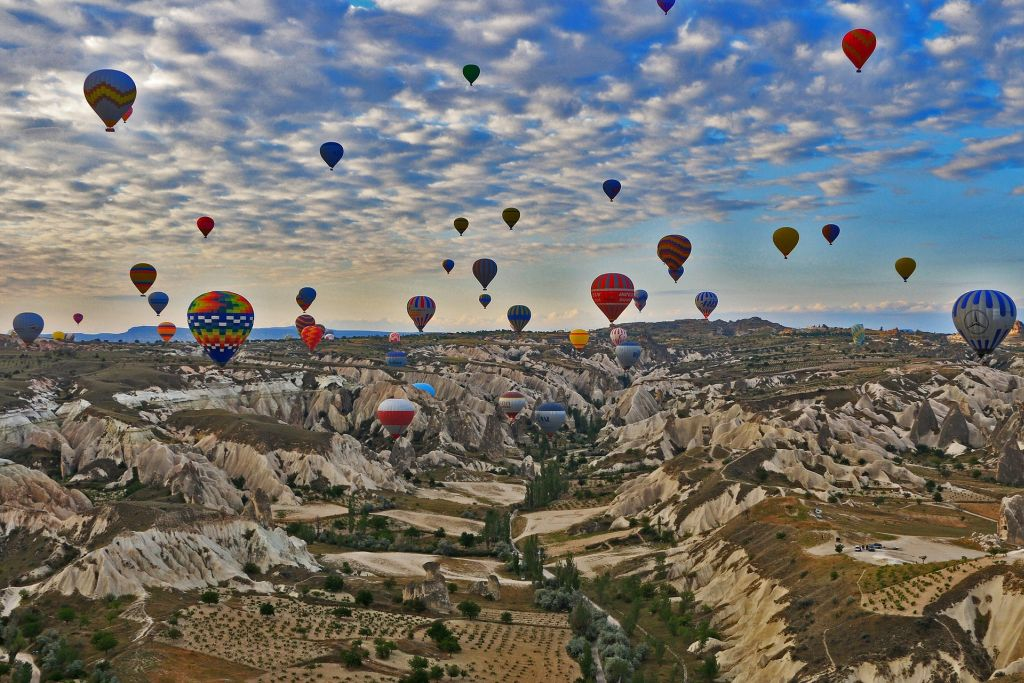 Leuke excursies in Turkije: Cappadocië