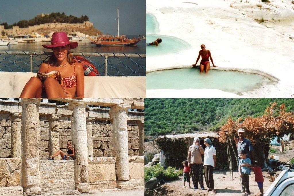 Leuke excursies in Turkije: Vakantie Turkije 1999