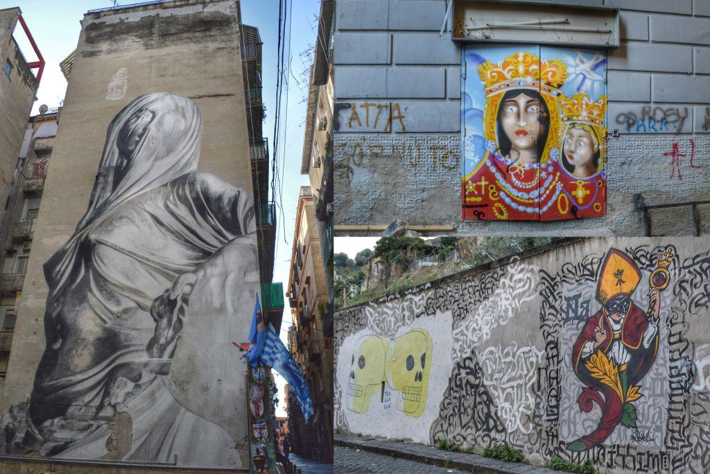 Street art Quartieri Spagnoli