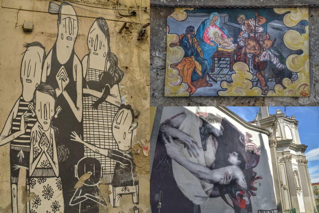 Rione Sanità street art