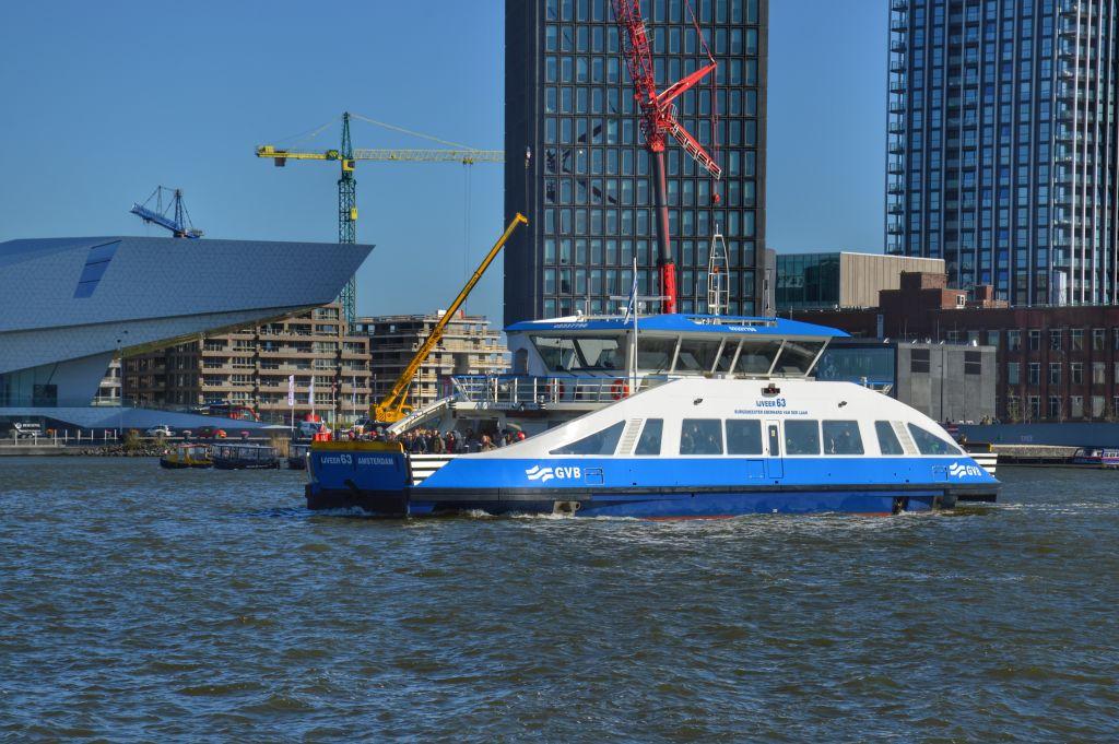 Pontje Amsterdam-Noord