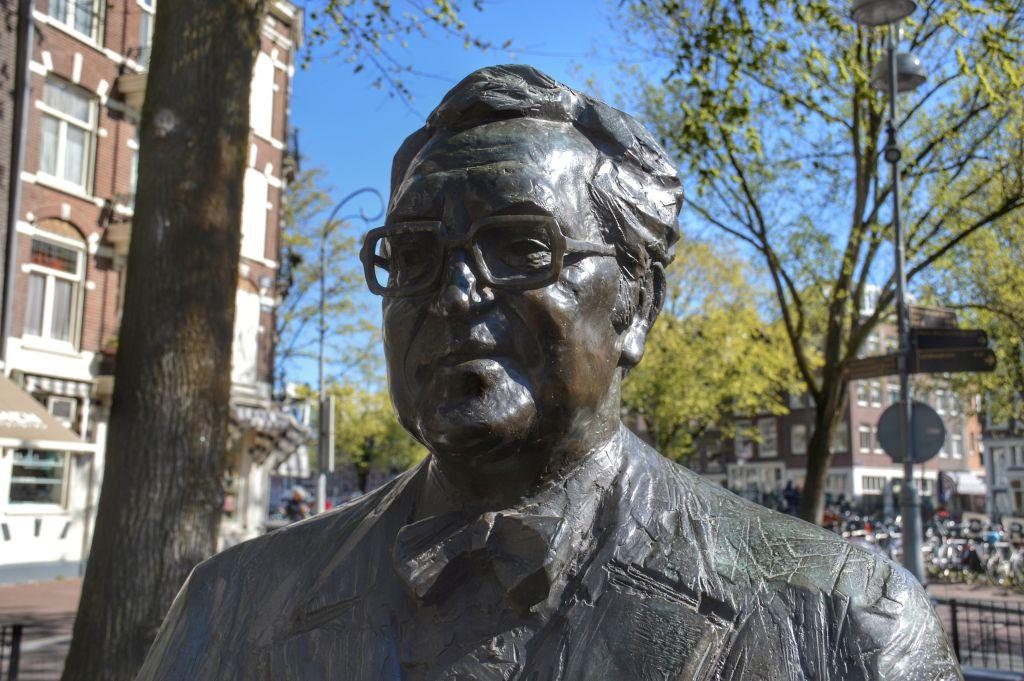 Johnny Jordaanplein Amsterdam
