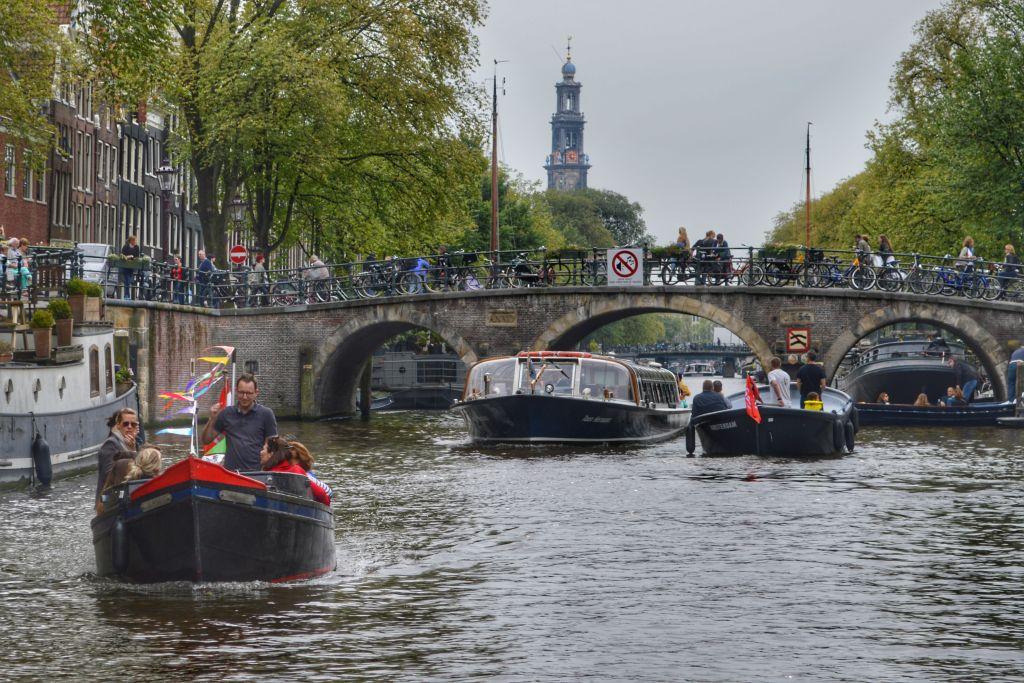 Sloepvaren Amsterdam