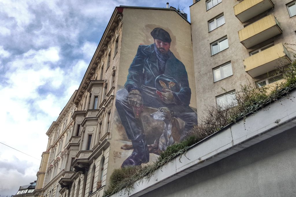 Streetart Wenen