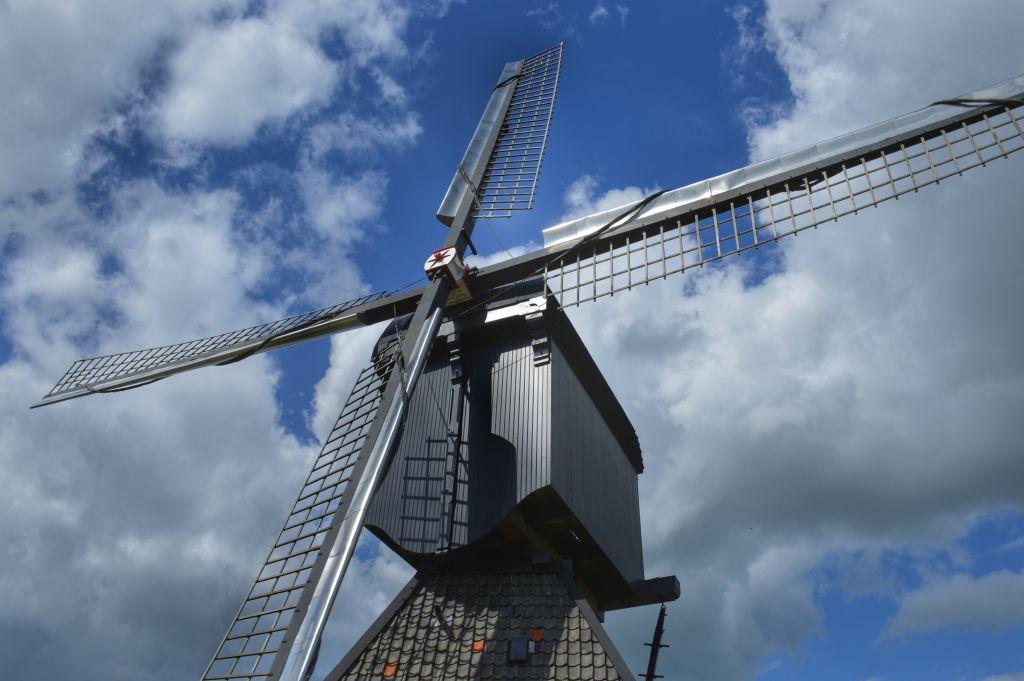 Museummolen Blokweer Kinderdijk