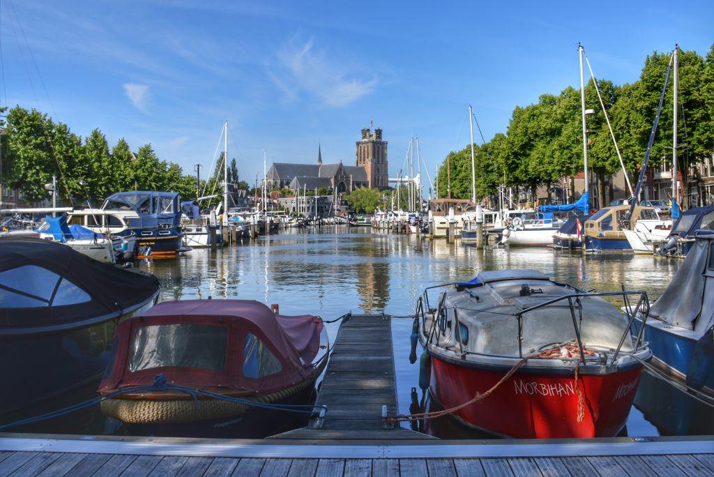 Havenkwartier Dordrecht