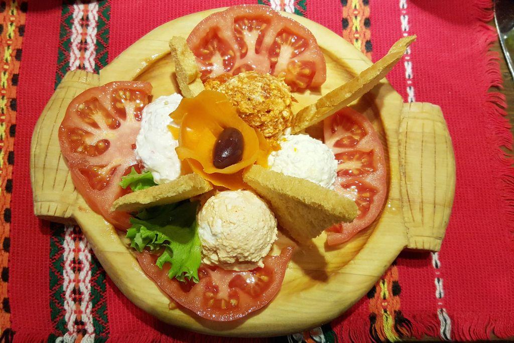 Bulgaars eten