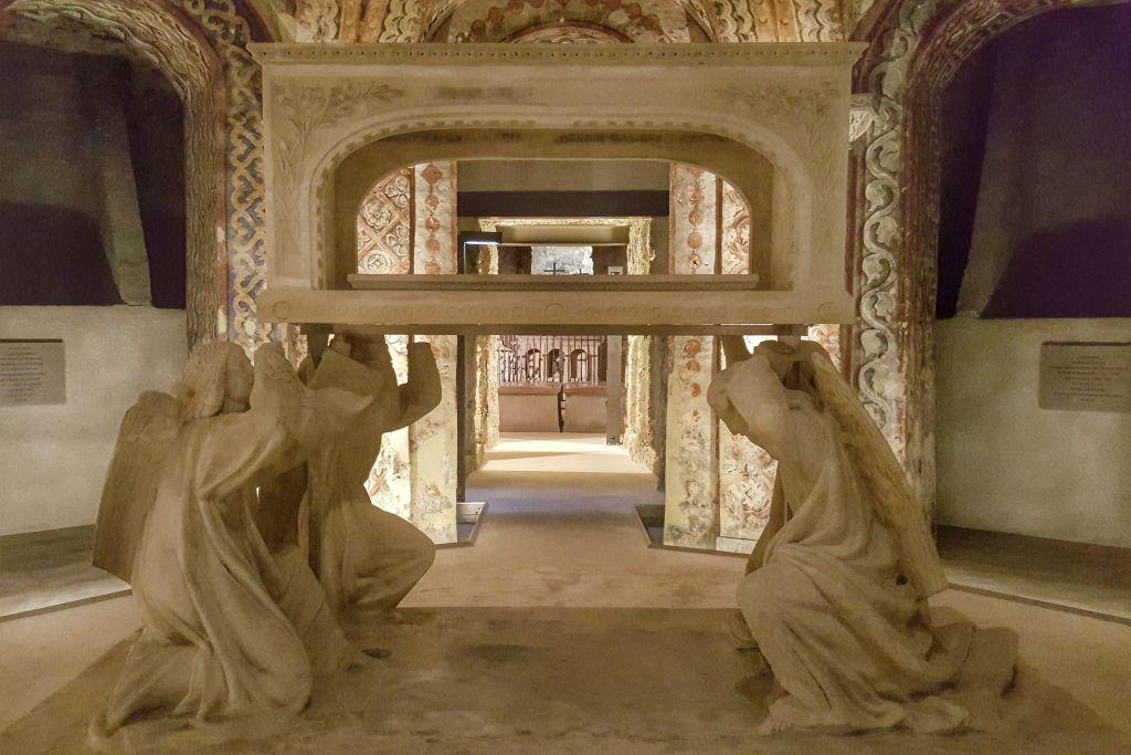 Crypte Basiliek Boulogne
