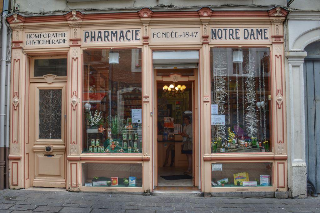 Pharmacie Boulogne-sur-Mer