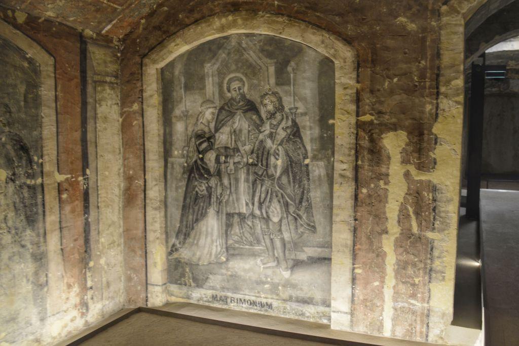 Crypte Notre-Dame de Boulogne