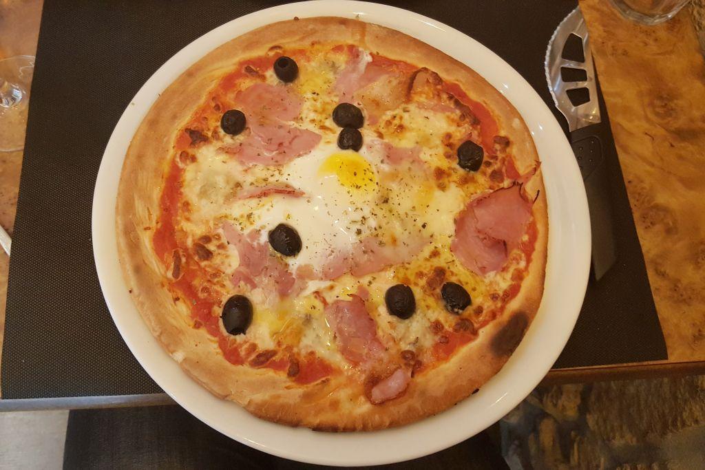 Pizza Il Siciliano - Boulogne