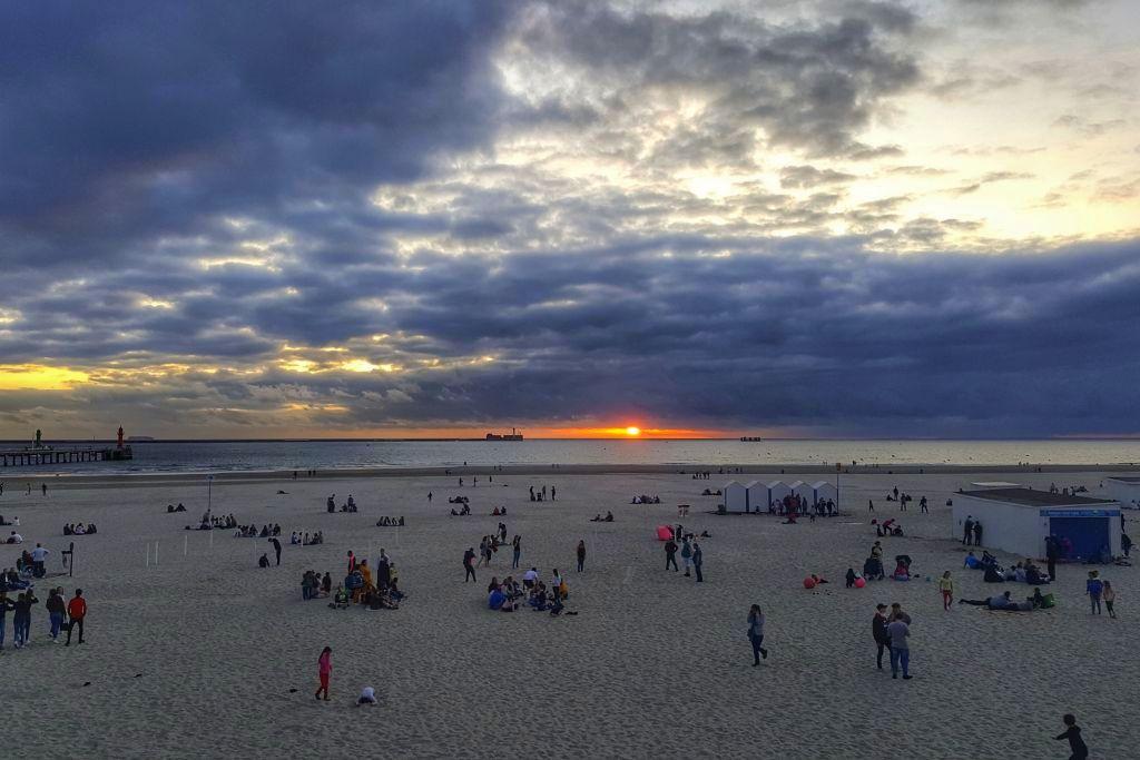 Strand van Boulogne