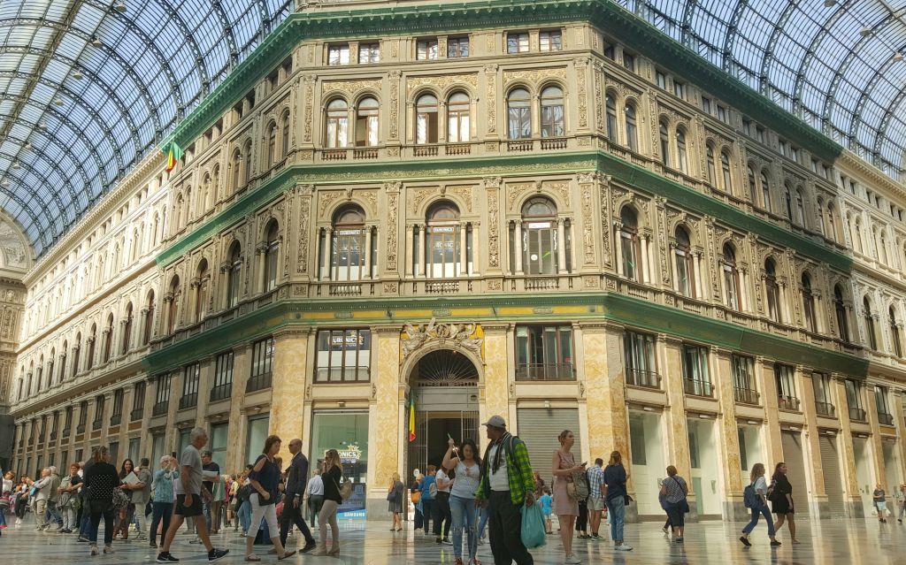 Galleria Umberto - Napels