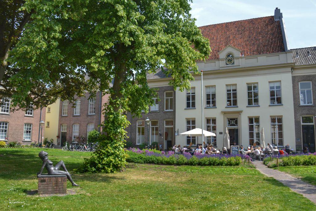 Genietcafé Oude Bornhof Zutphen