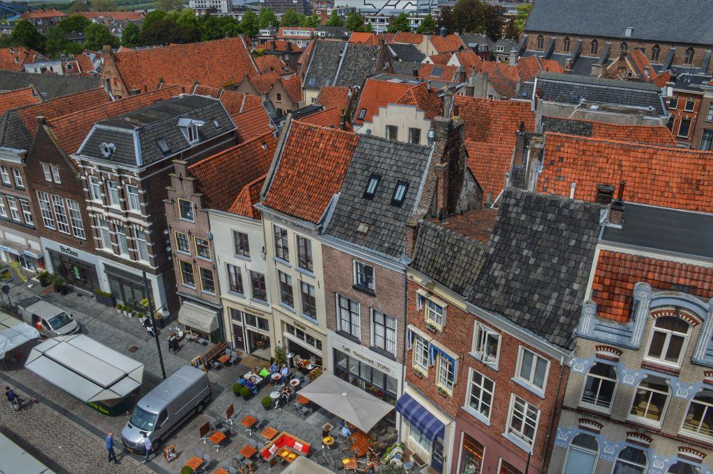 Uitzicht Wijnhuistoren Zutphen