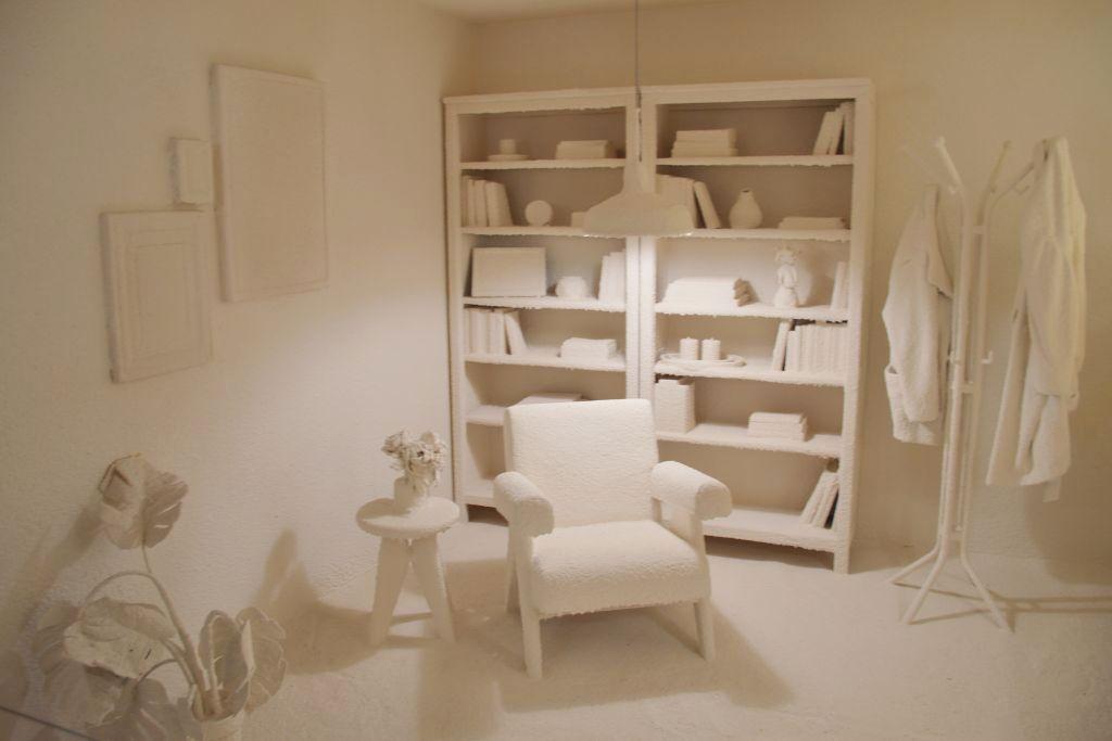 Calcifeid Room - Daniel Arsham