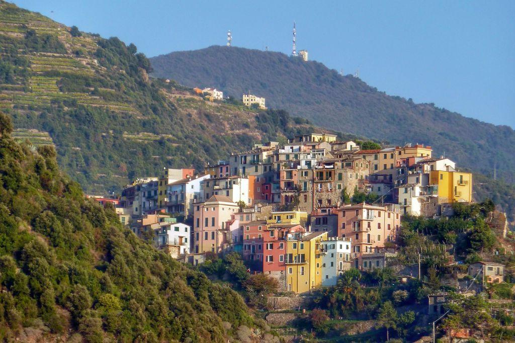 Corniglia - Cinque Terre - Italië