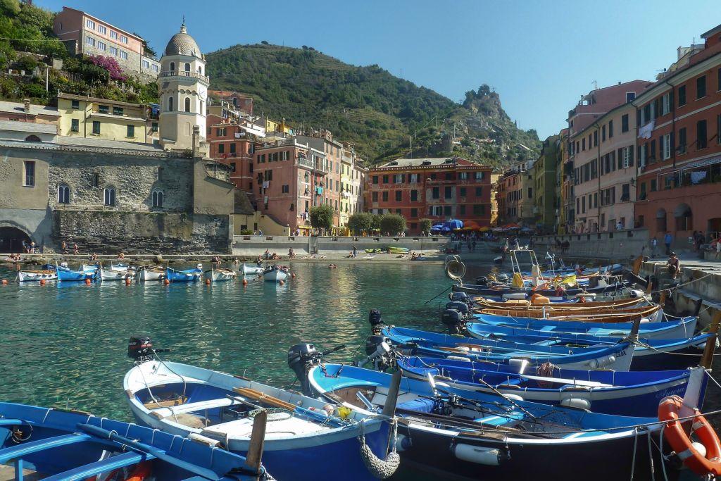 Vernazza - Cinque Terre - Italië